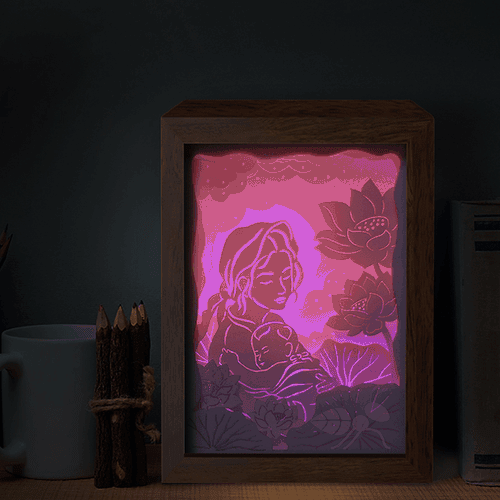 hộp đèn ngủ