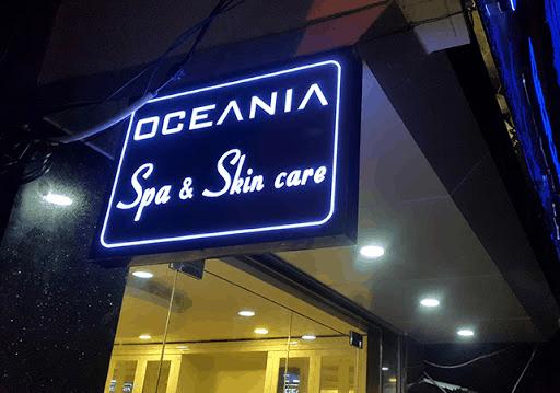 Hộp đèn quảng cáo Spa