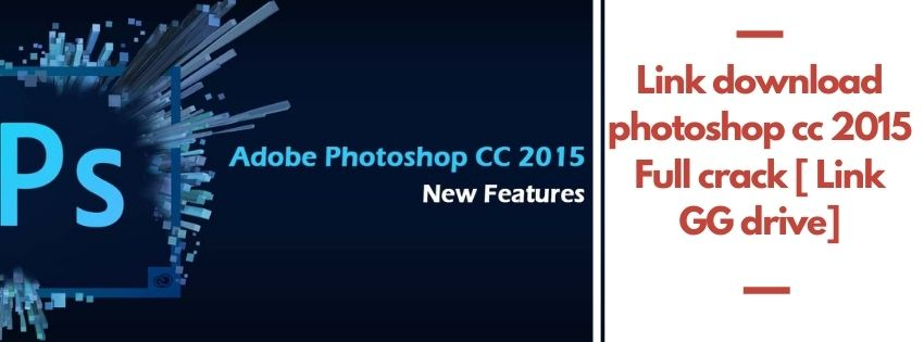 photoshop cc 2015 full crack